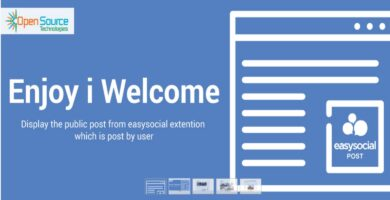 Enjoy I Welcome – Display Easysocial Post