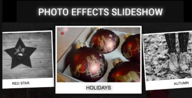 Photo Effects Slideshow – jQuery Plugin