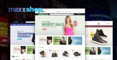 Maxx – Shopify Theme