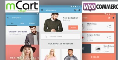 WooCommerce Android App