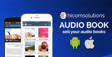 Audio Book Store – Android App Template