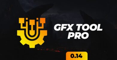 GFX Tool Pro For PUBG – Android Source Code