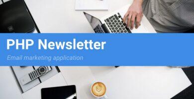 PHP Newsletter