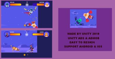 Ragdoll Warrior – Complete Unity Project