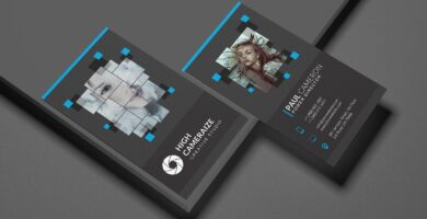 Studio Corporate Business Card