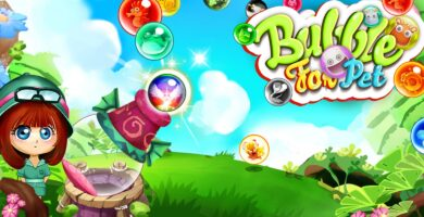 Bubble Pet Shooter – Cocos2d Android Source Code