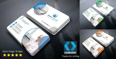 Simple Business Card Templates