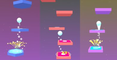 Jumpy Sky – Unity Game Template