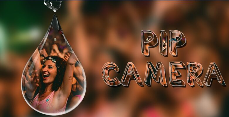 PIP Camera Effect – Android App Template