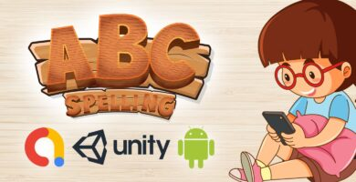 ABC Spelling Game For Kids – Unity Source Code