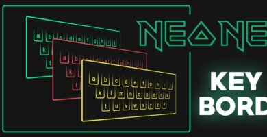 Neon Keybord – Android Source Code