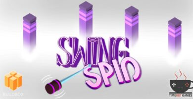 Swing Spin – Full Buildbox Game