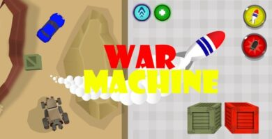 War Machine – Unity Complete Project