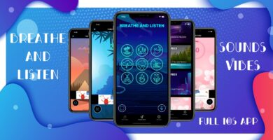 Sounds Vibes – Full iOS Application
