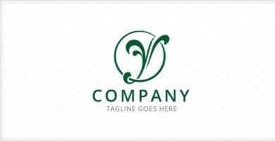 Stylized Letter Y  – Logo Template