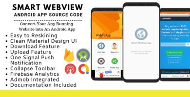 Smart WebView – Android Source Code