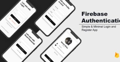 Firebase Authentication – Android Studio Project