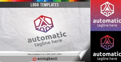 Automatic – Logo Template