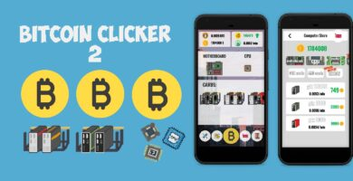 Bitcoin Clicker – Unity Source Code