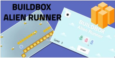 BuildBox Alien Runner – Buildbox Game Template