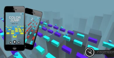 Color Jump – Complete Unity Game